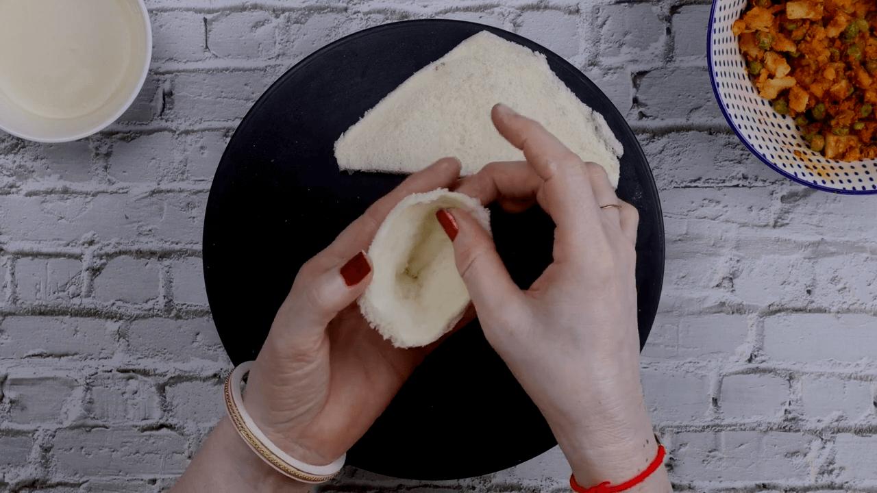 Bread Samosa step-5