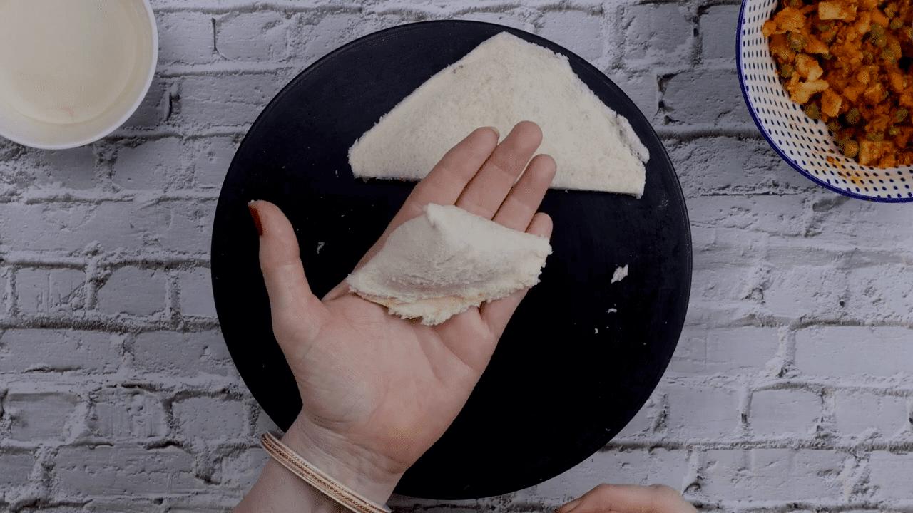 Bread Samosa step-6