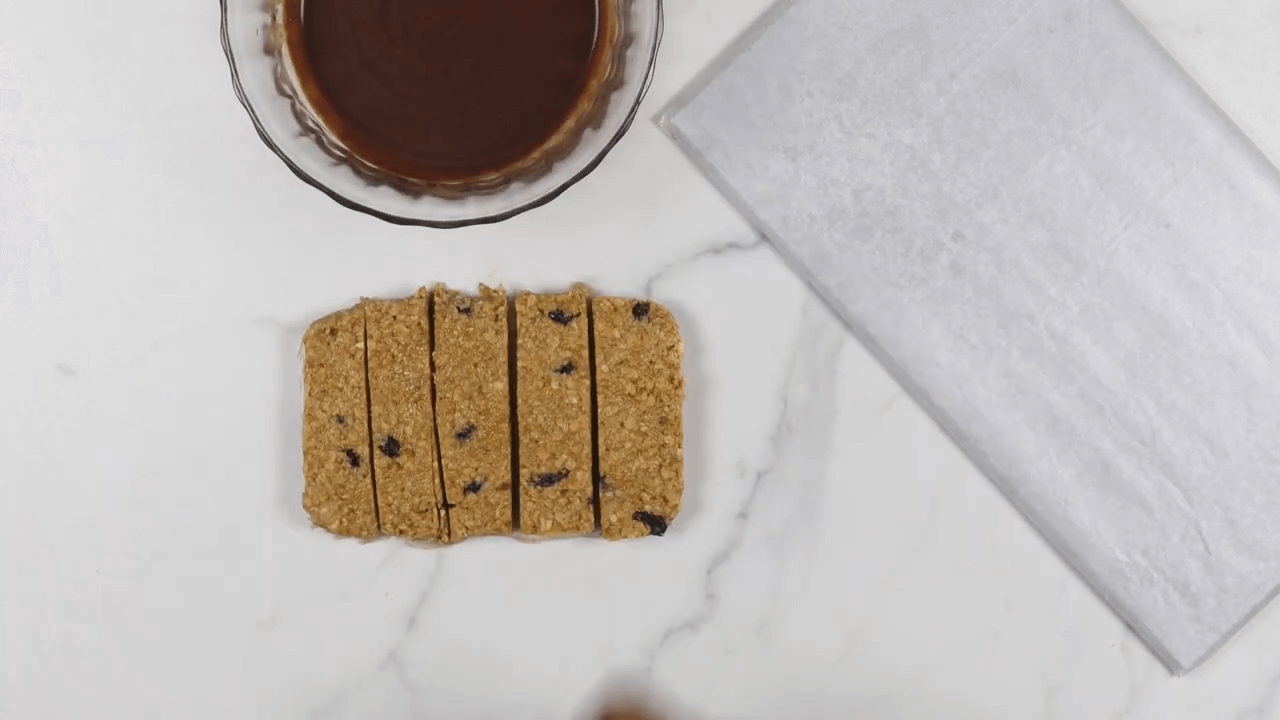 Cocoa Dip Protein Bars step-9