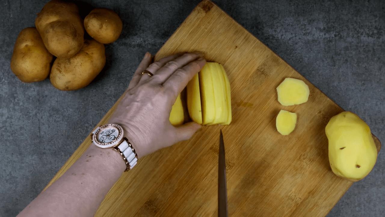 Fried Potatoes step-1