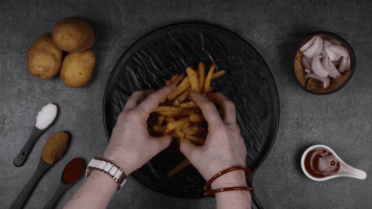 Fried Potatoes step-8