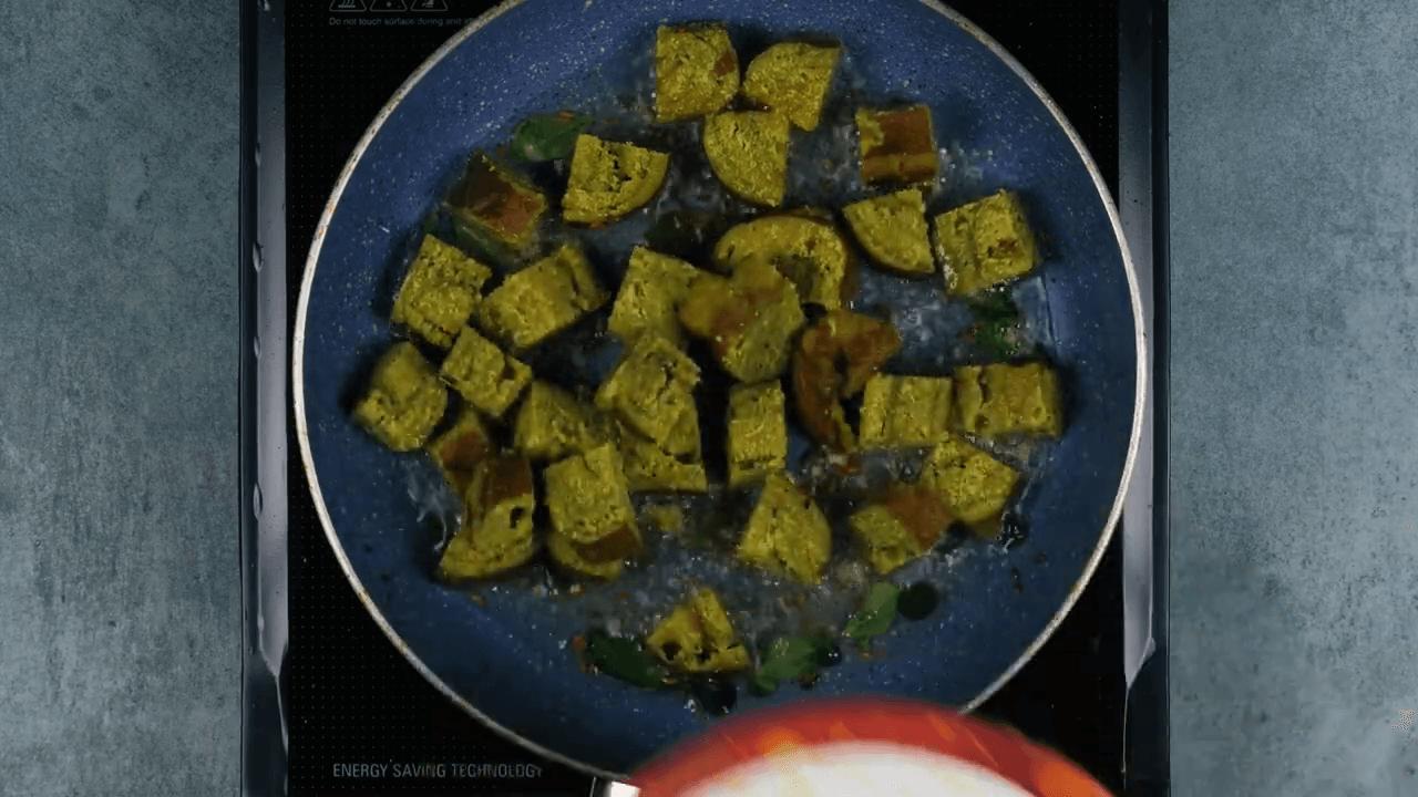 Turiya Patra Gujarati Shaak Recipe step-8