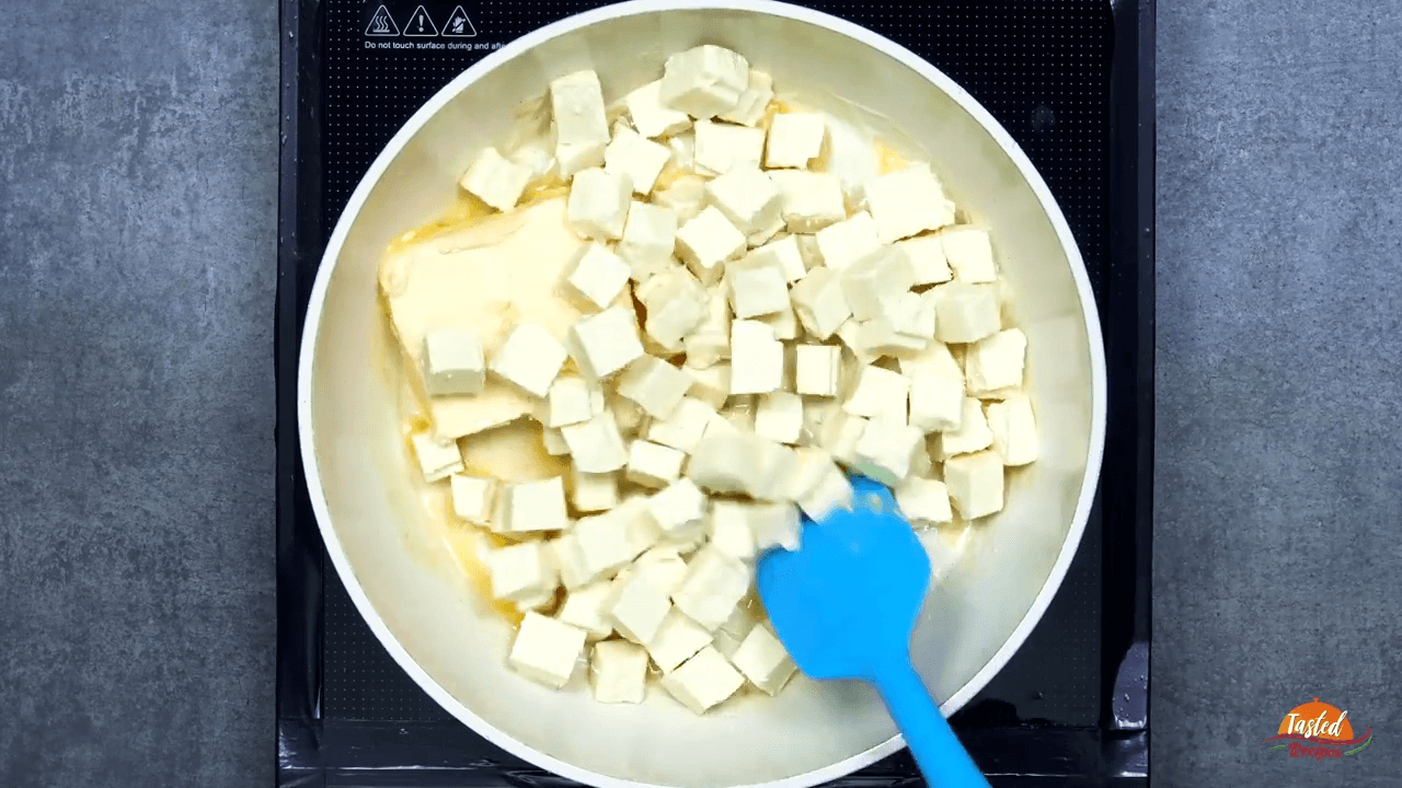 Paan Fudge Step 1