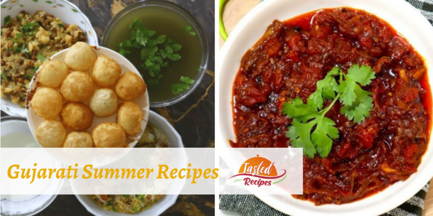 Gujarati Summer Recipes