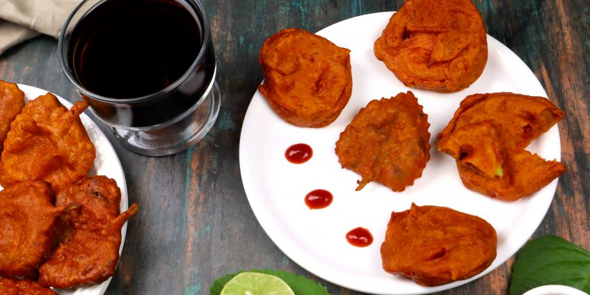 Tomato Bhajiya
