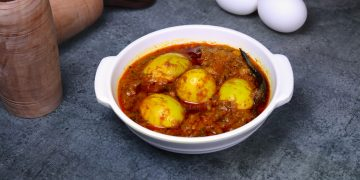 Aloo Egg Curry