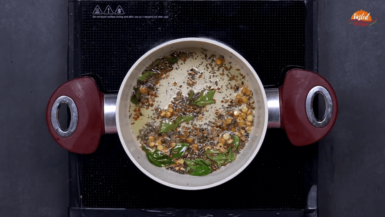 South Indian Style Curd Rice step-3