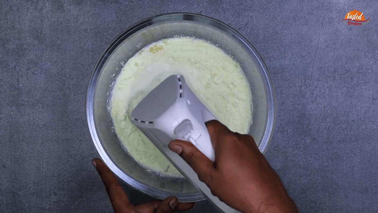 Condensed Milk with Milk Powder step-1