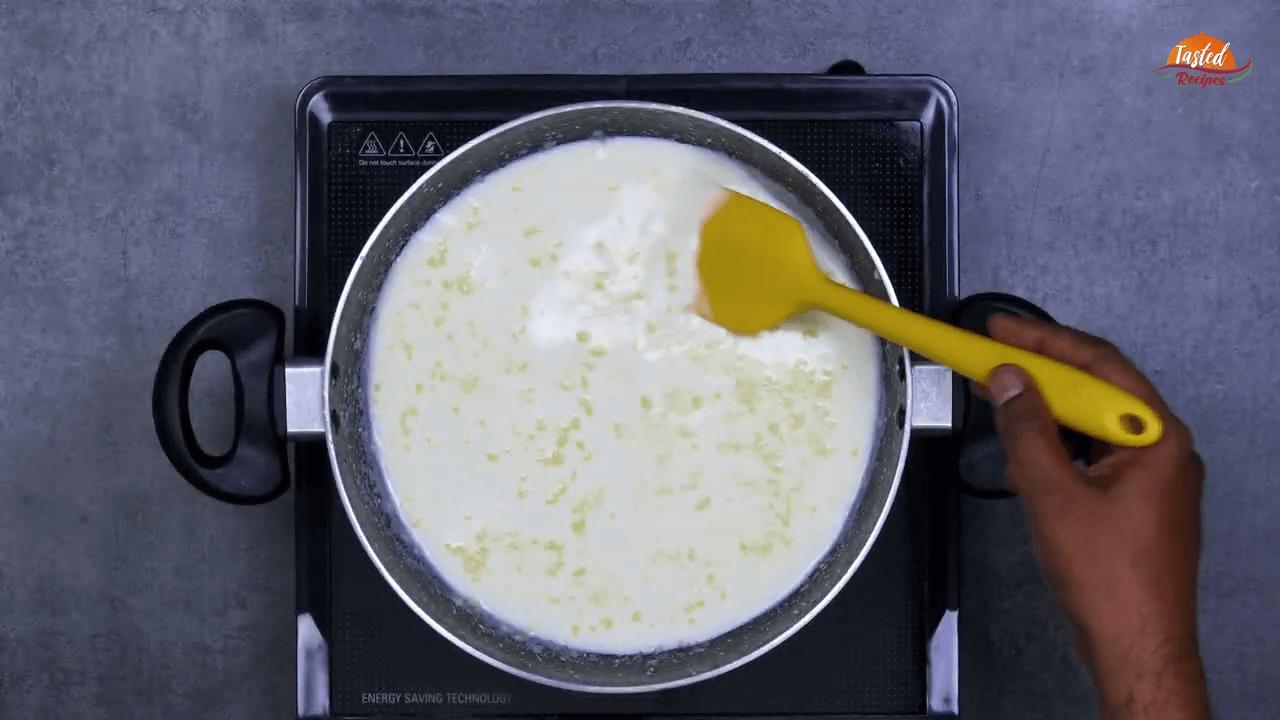 Condensed Milk with Milk Powder step-3