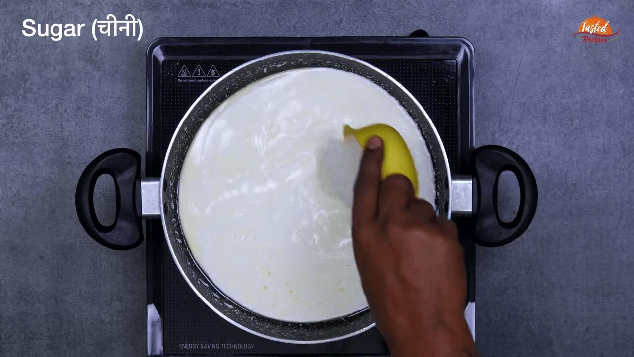 Condensed Milk with Milk Powder step-4