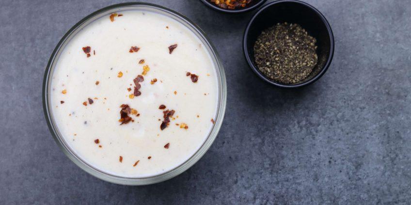 Creamy White Sauce
