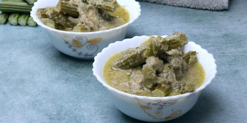 Drumstick Curry With Coconut Milk