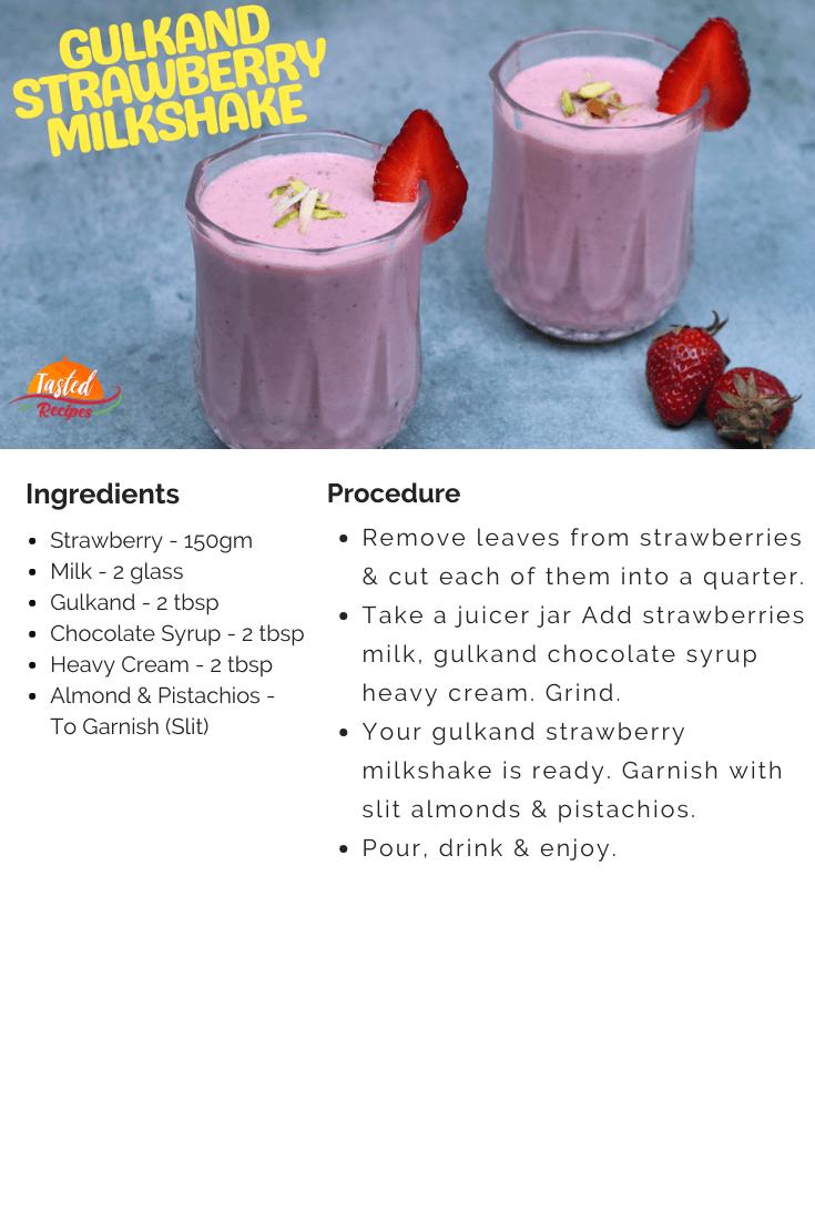 Gulkand-Strawberry-Milkshake-recipe-card