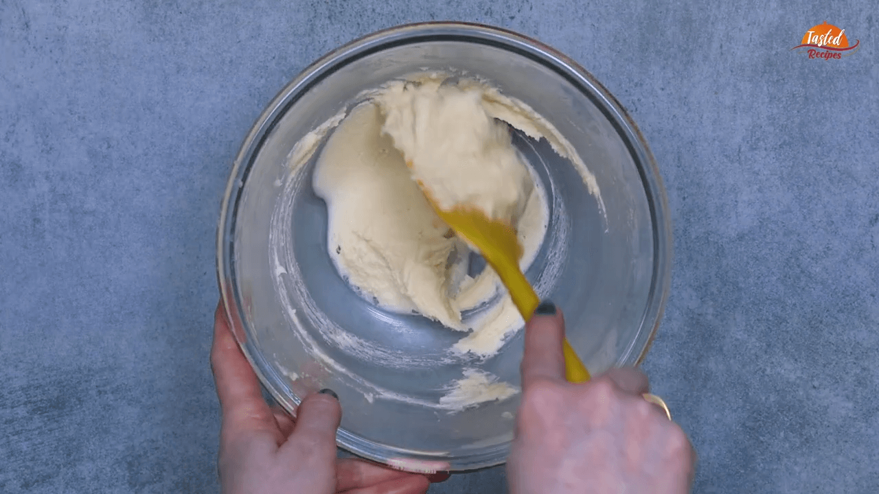 Kaju Pista Cookies step-1