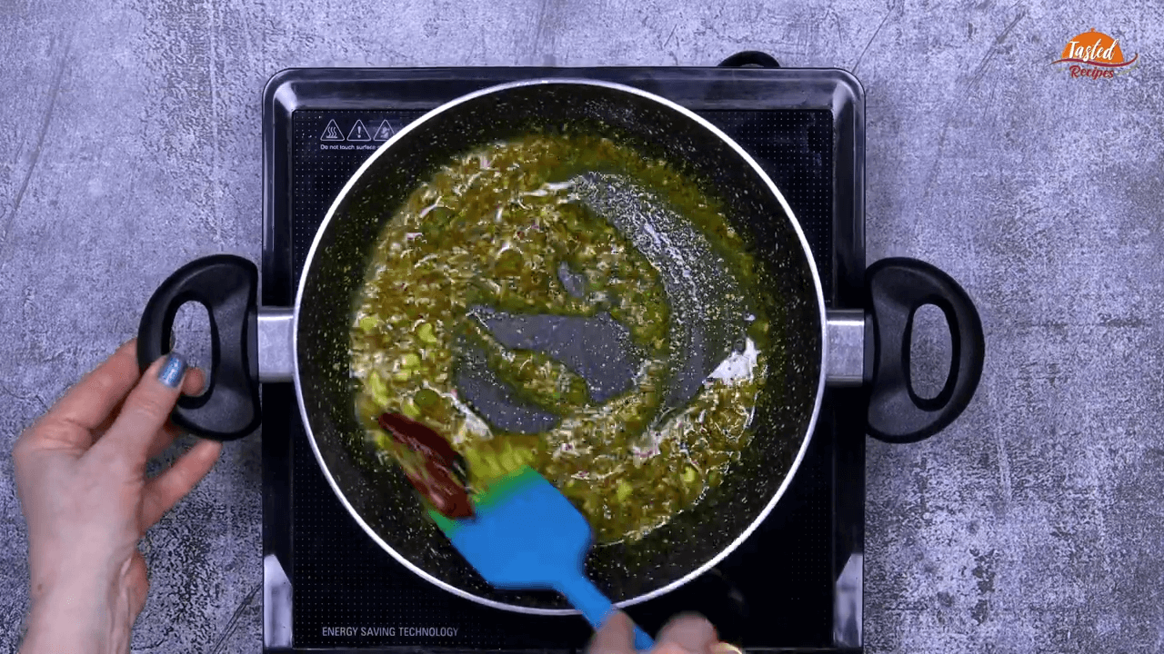 Cabbage Cauliflower Dhokla step-1