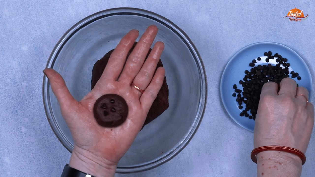 Choco Chips Cookies step-3