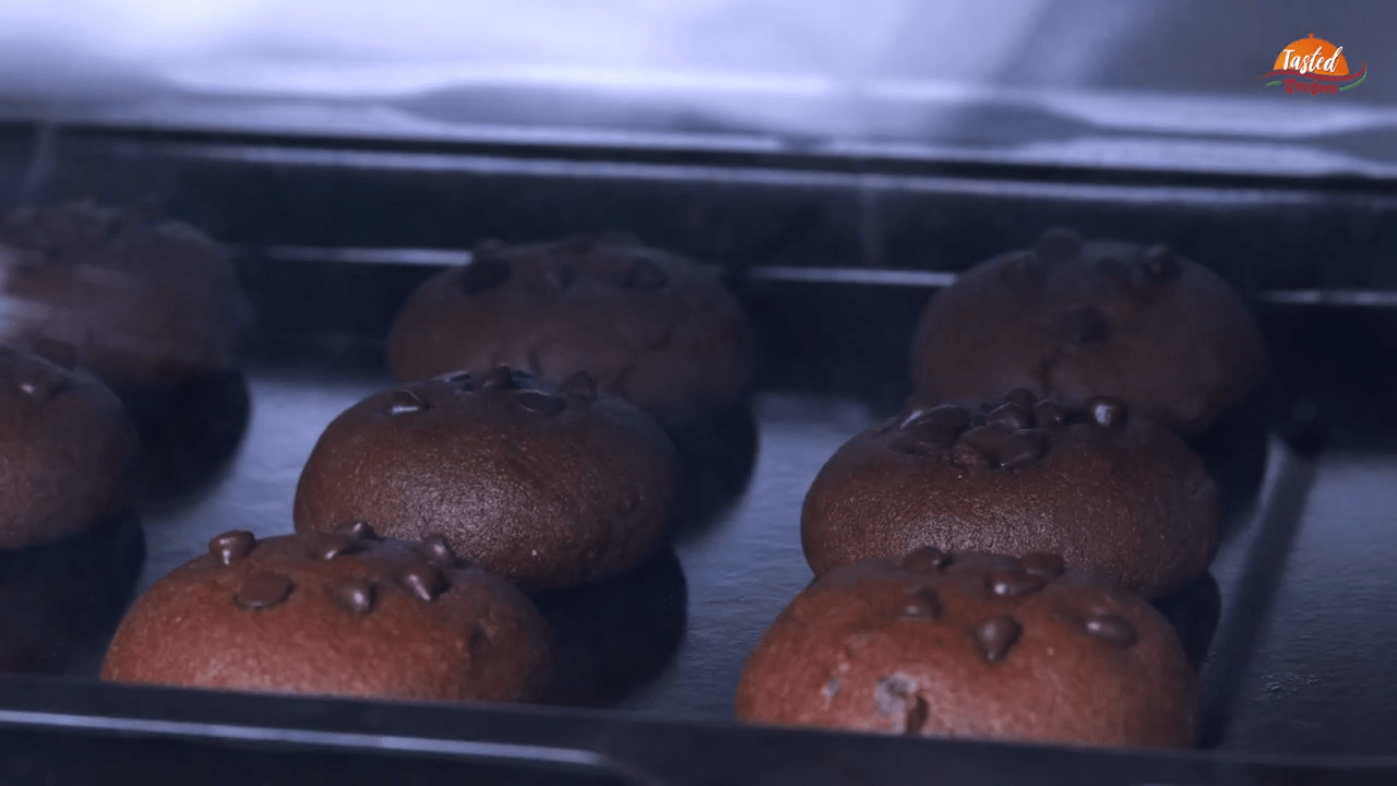 Choco Chips Cookies step-4