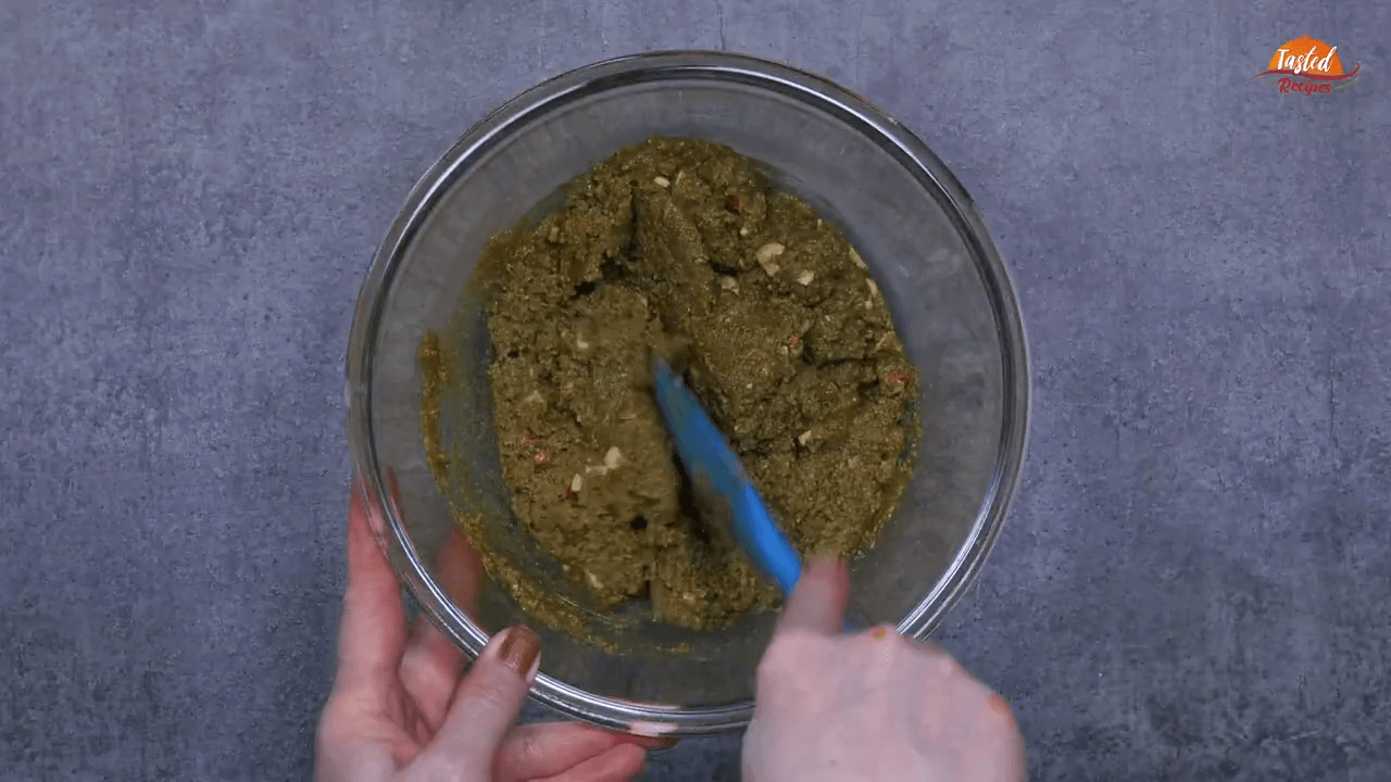 green moong ladoo step-6
