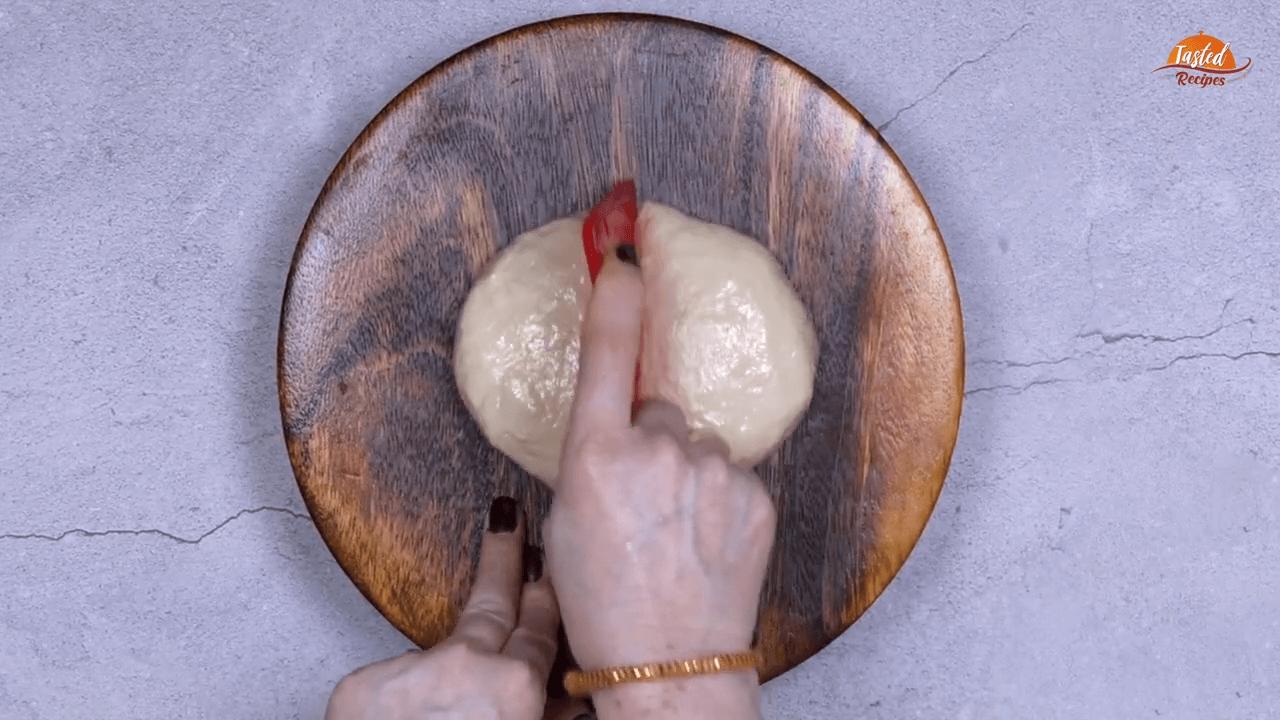 cheesy garlic bread step-5