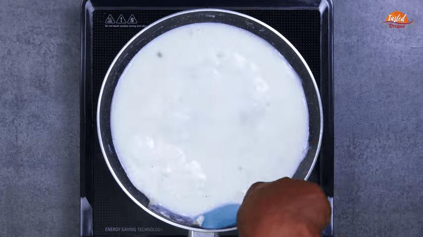 Coconut Kheer step-1