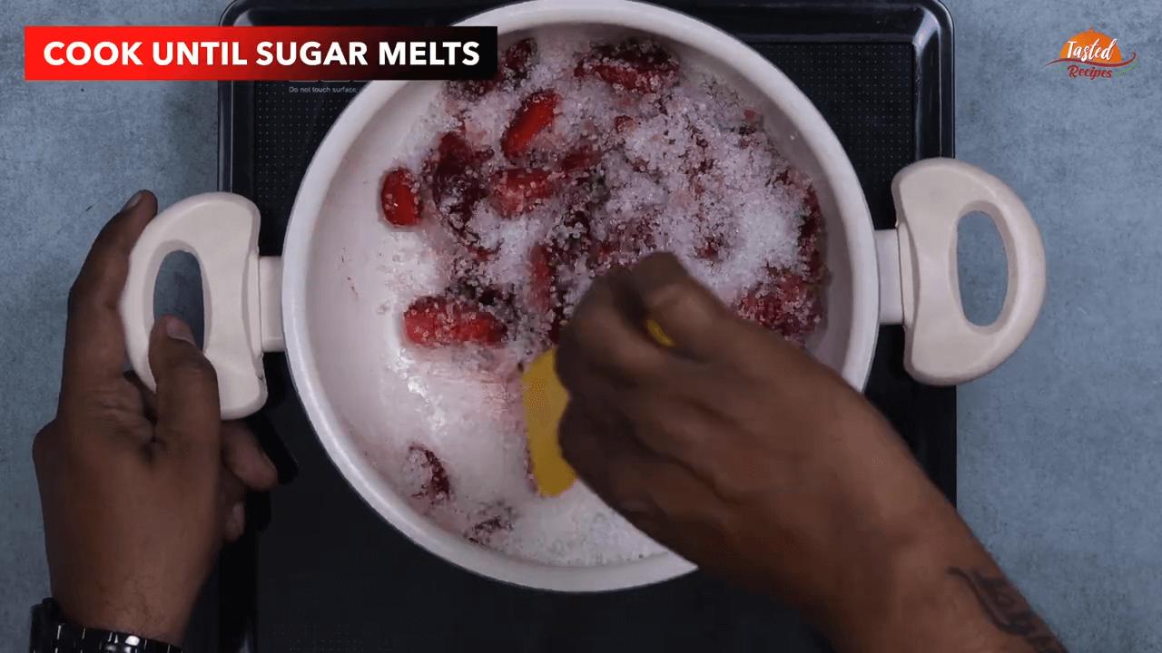 strawberry crush step-2