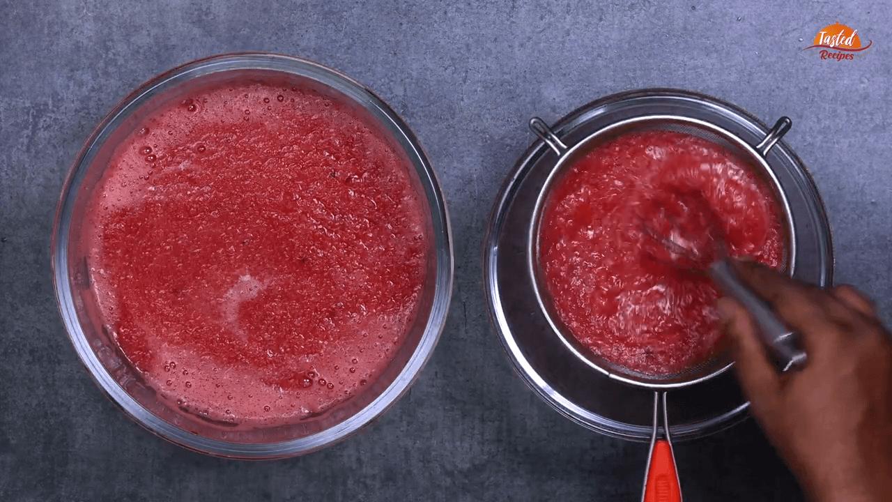 Watermelon Juice step-3