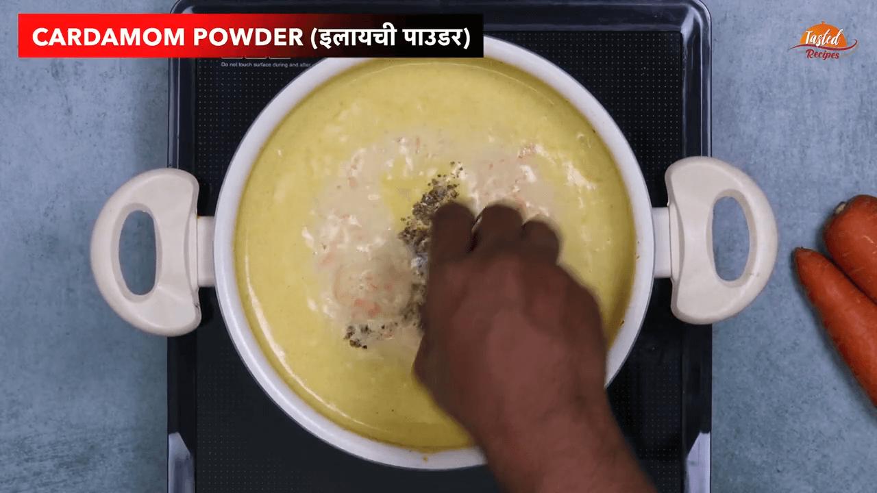 Carrot Kheer step-4