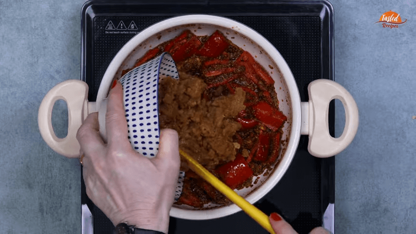 Red Chili Pickle step-5