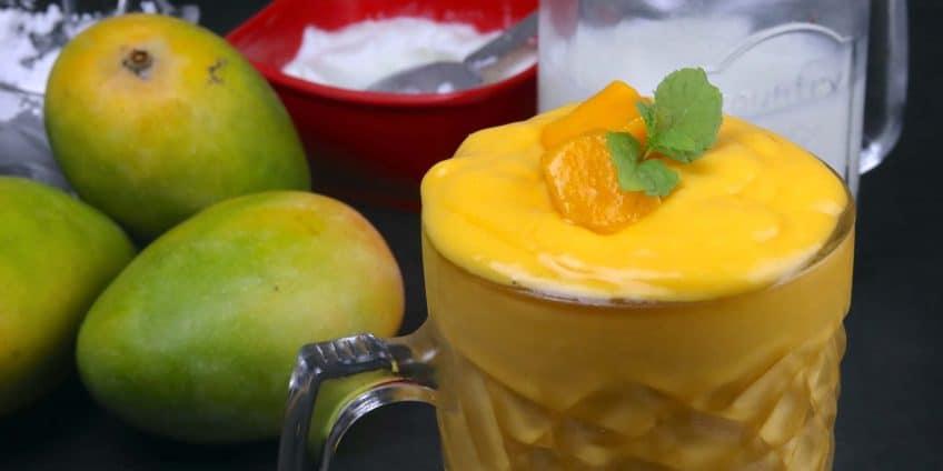 Mango Melon Smoothie