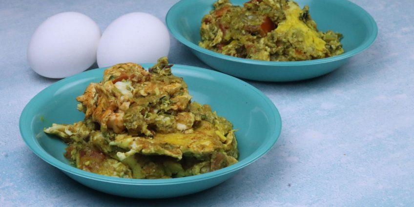 masala egg fry
