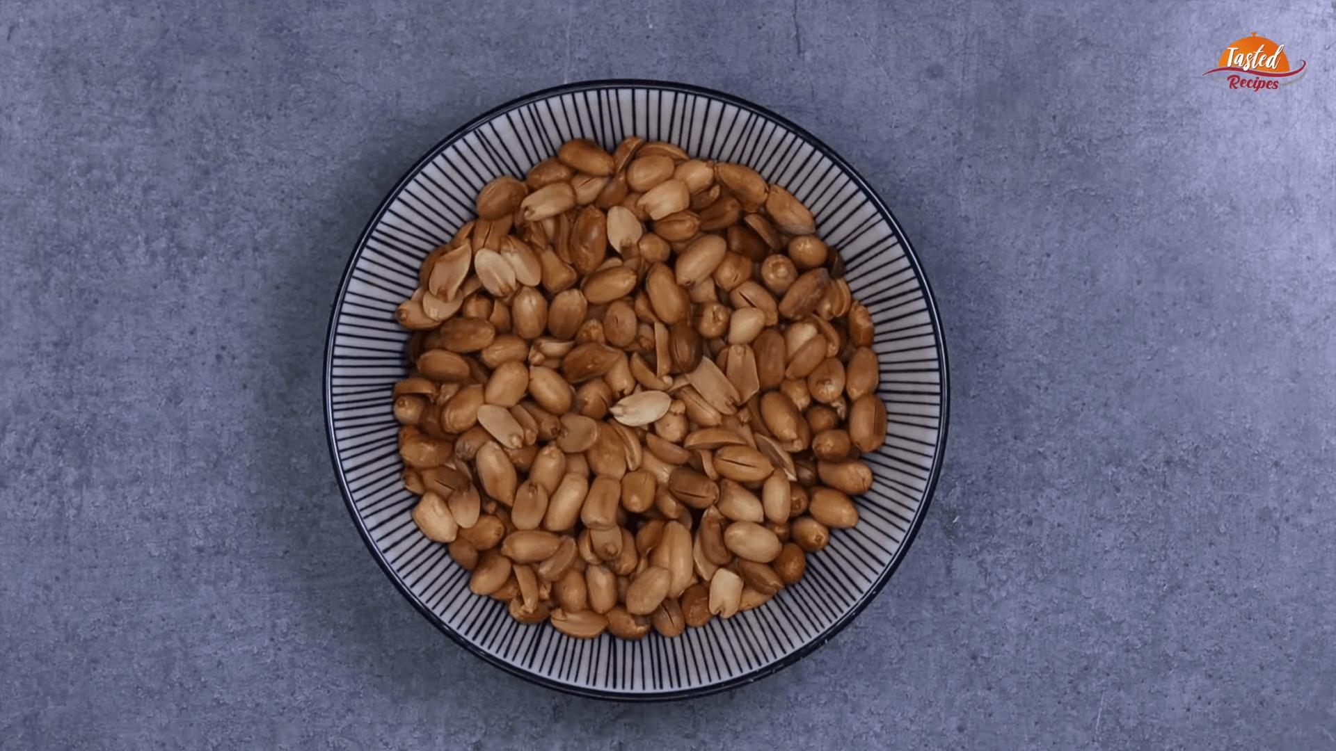 Crunchy Peanut Butter step-1