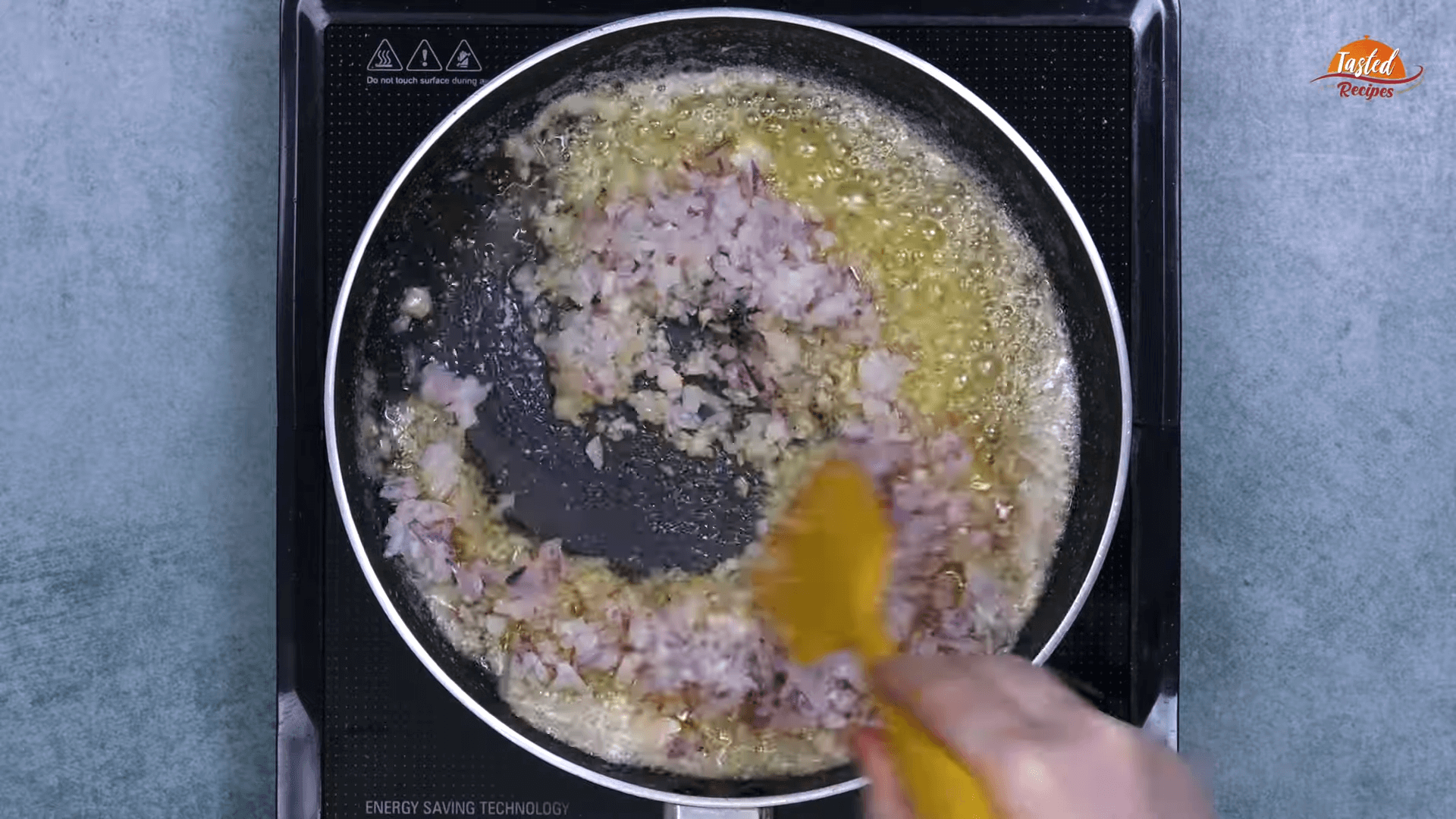 Garlic Mushrooms step-3