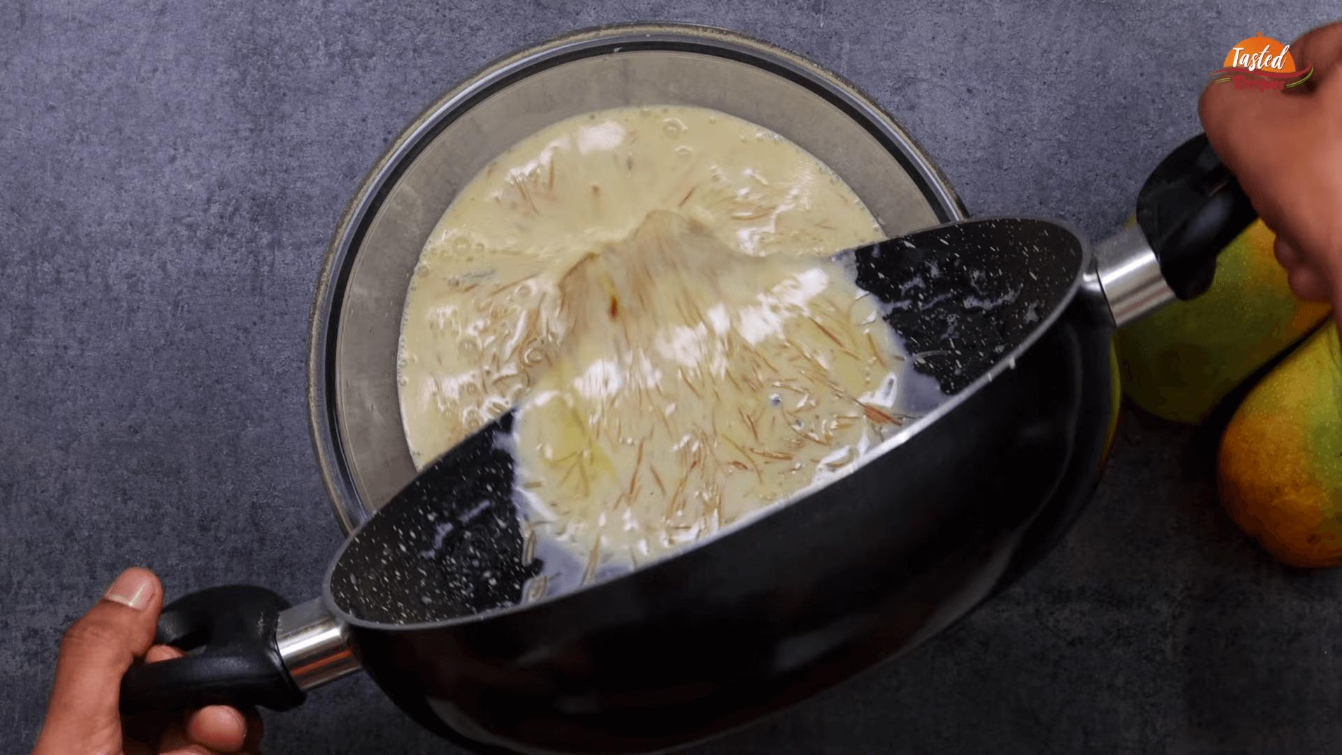 mango kheer step-4