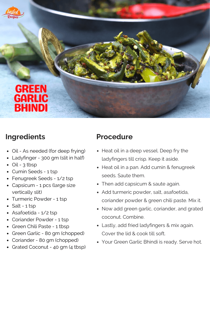Green-Garlic-Bhindi-recipe-card