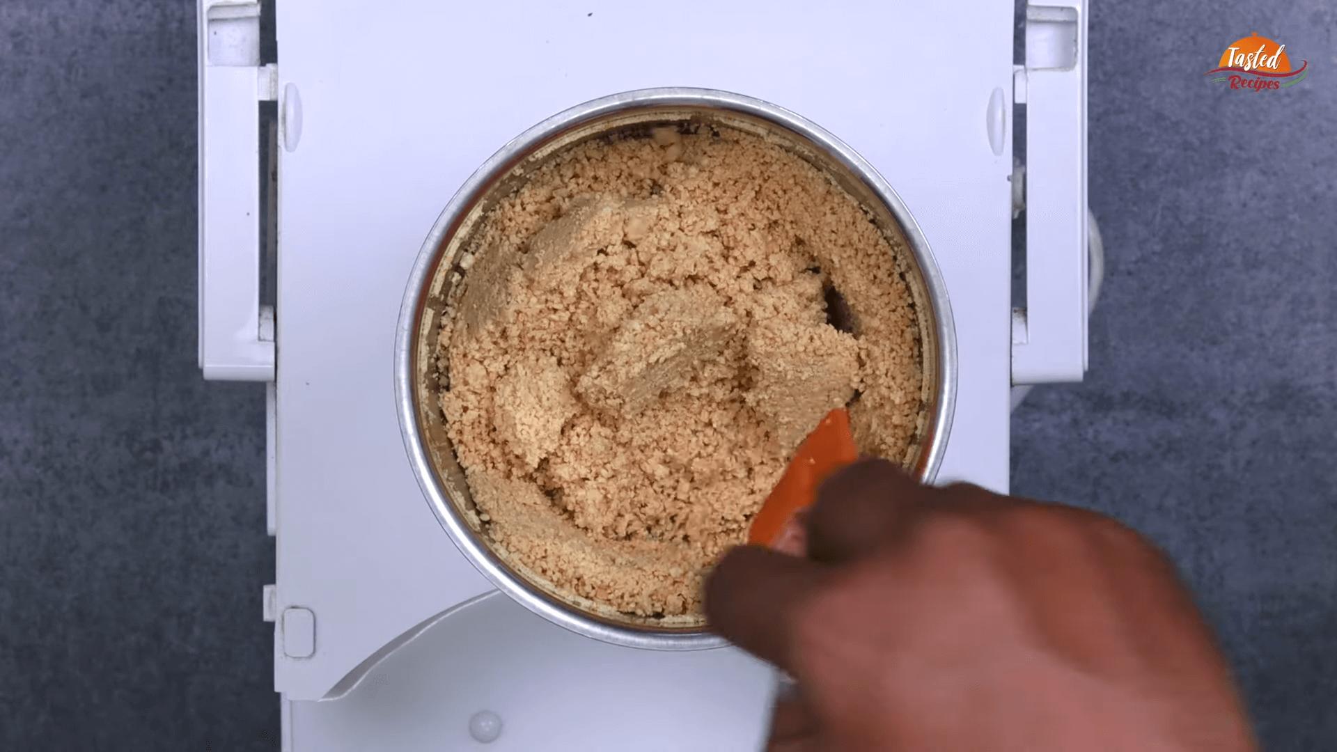 Chocolate Peanut Butter Step 2