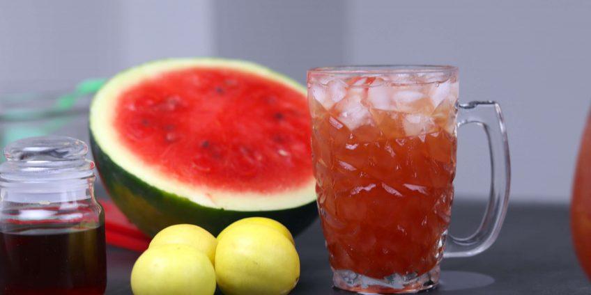 Watermelon Ice Tea