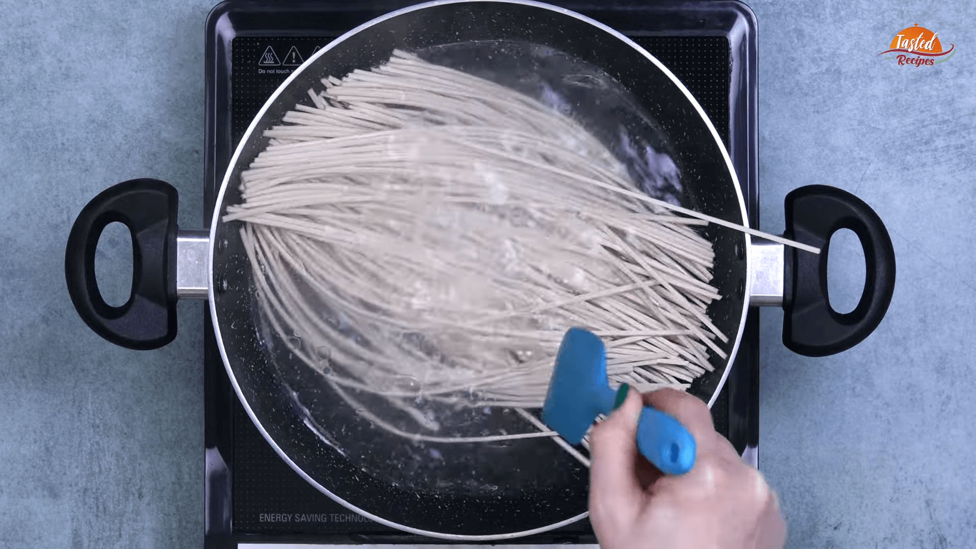 Easy Cheesy Noodles step-2