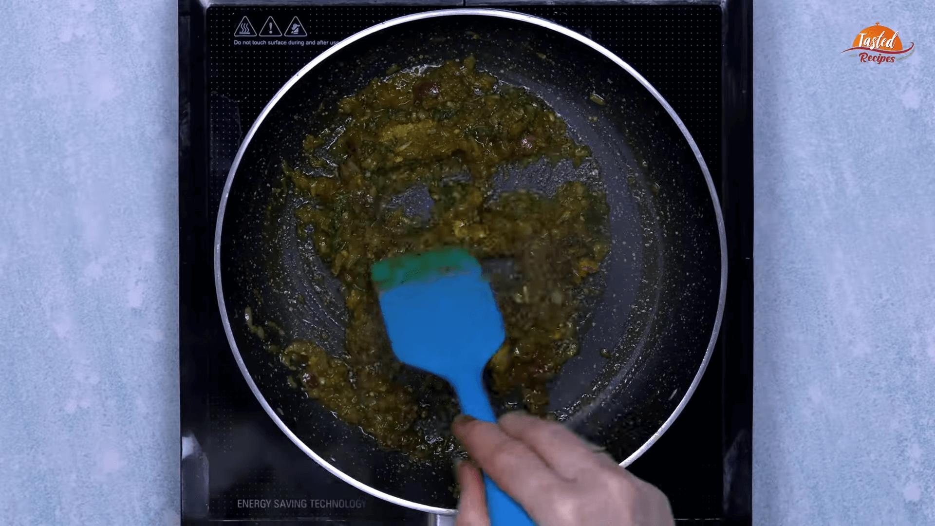 Masala Egg Fry step-2