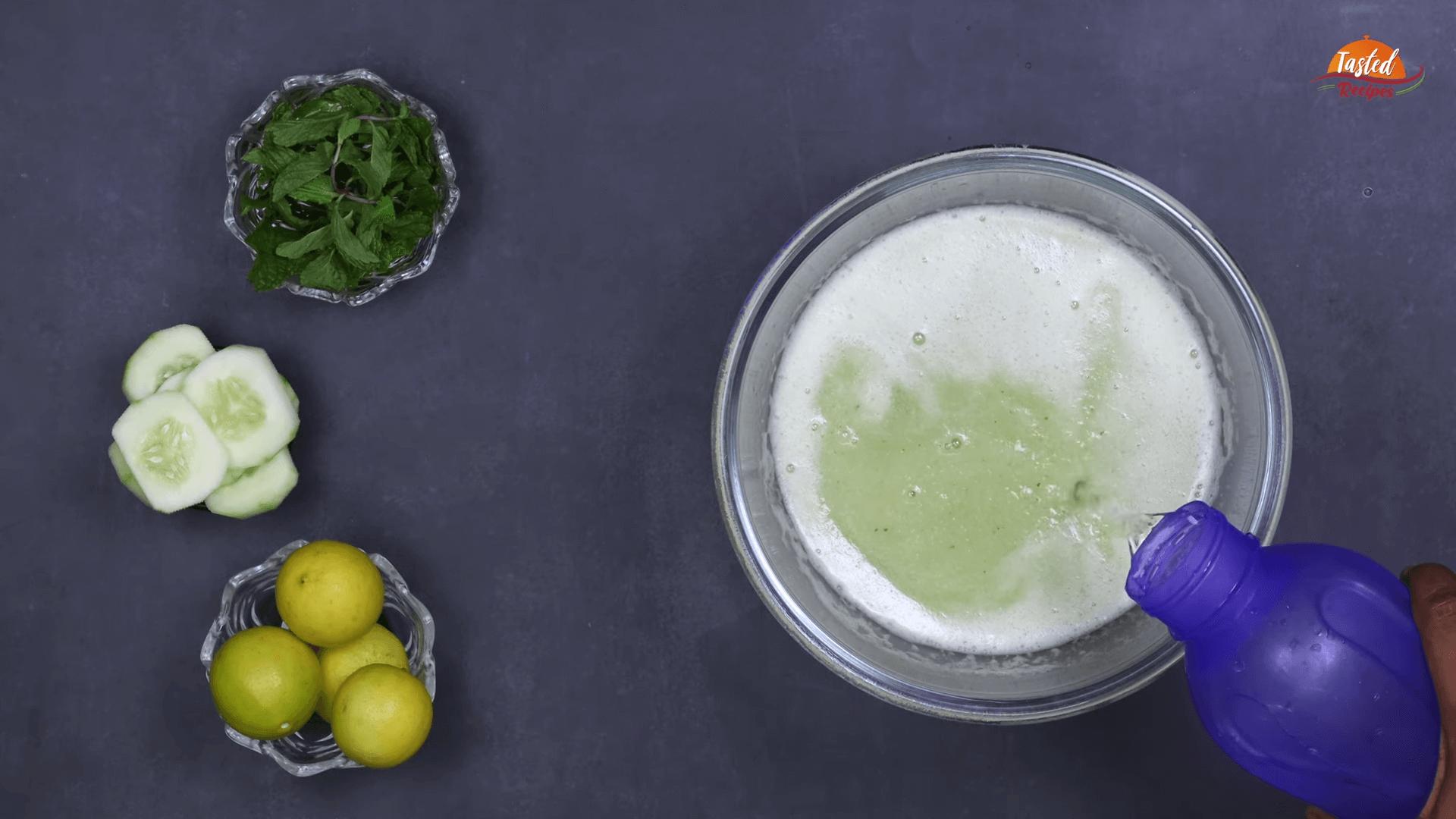 cucumber lemonade step-3