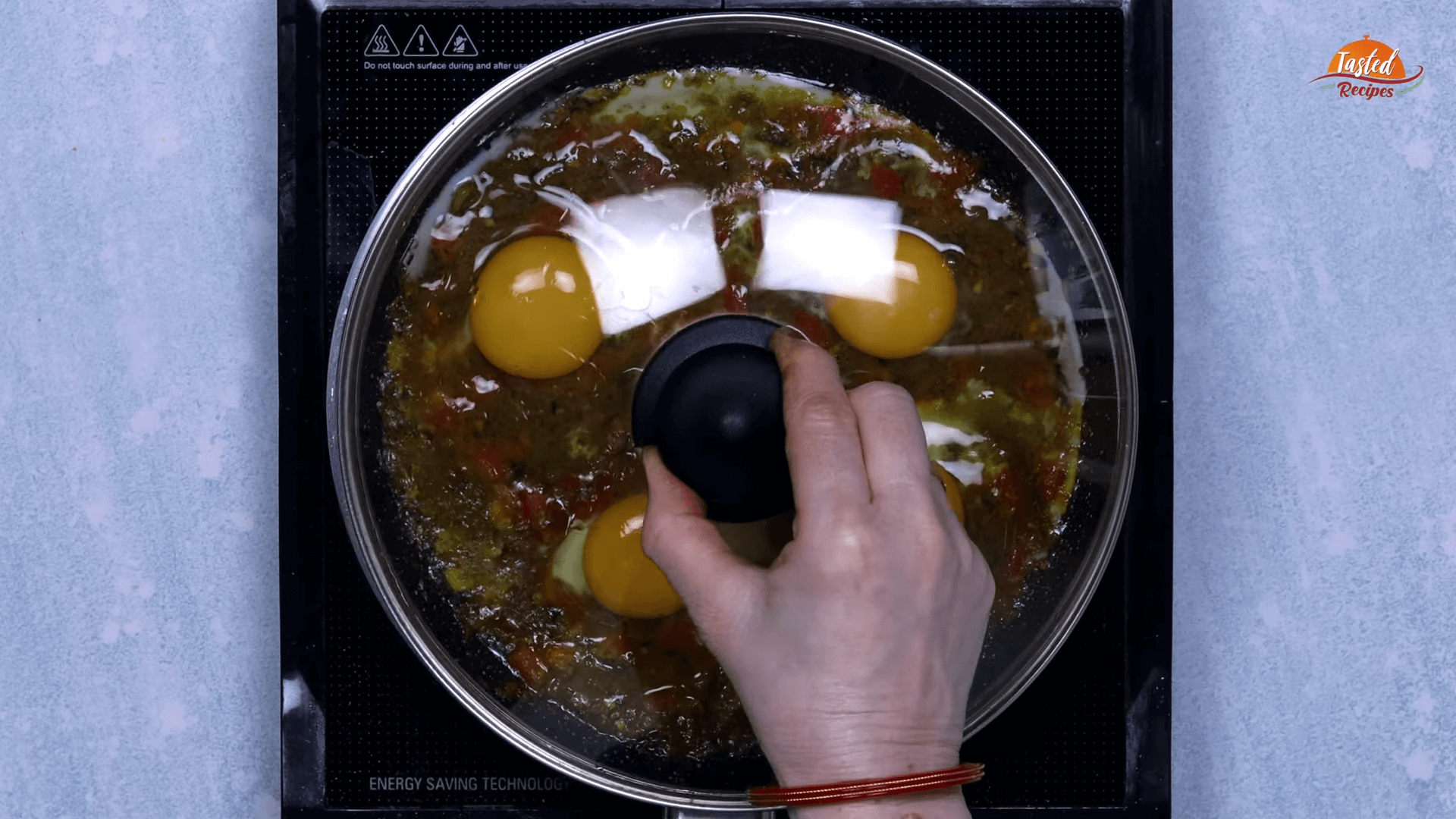 Masala Egg Fry step-4