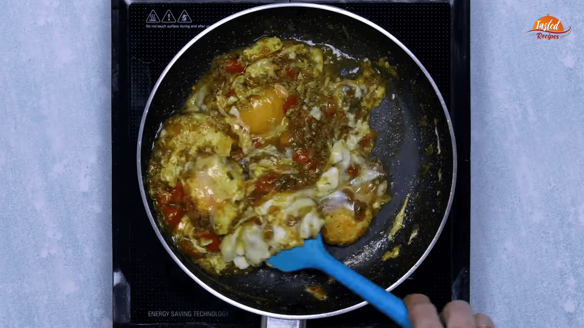 Masala Egg Fry step-5