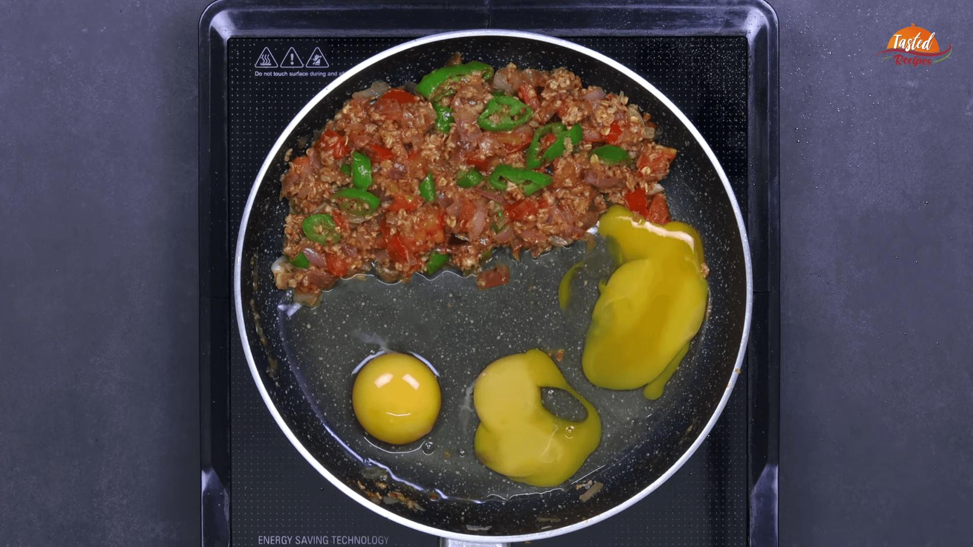 Oats Scrambled Eggs step-5