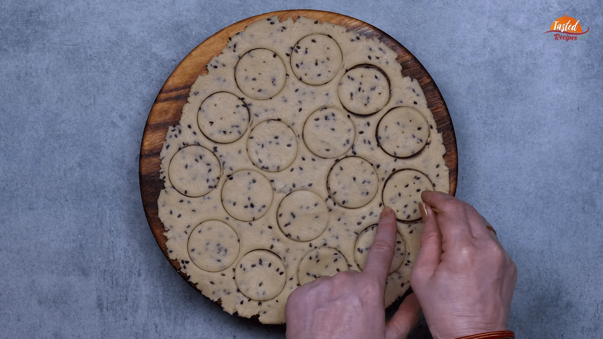 Salted Biscuits step-5