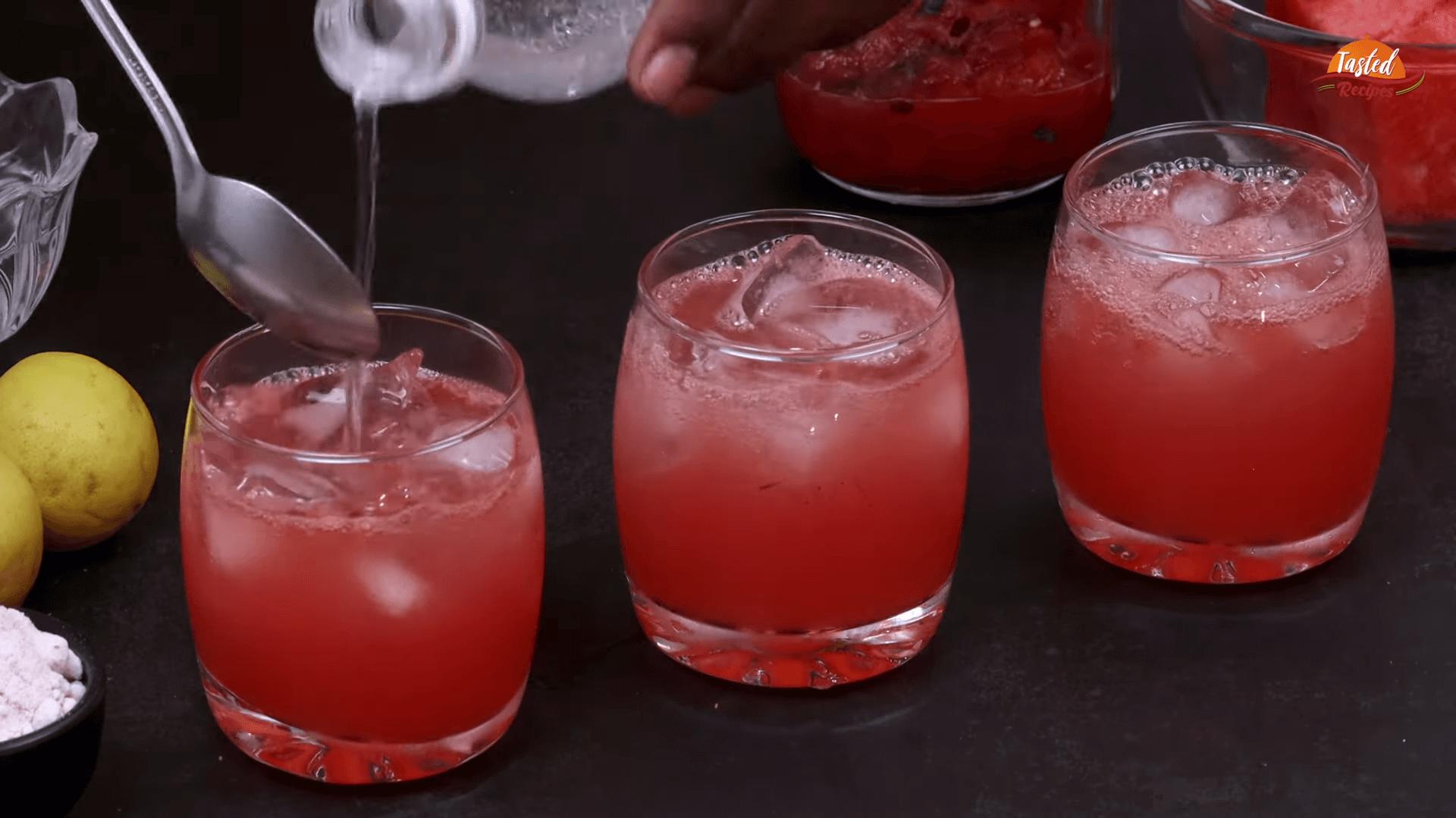 Watermelon Mojito step-6