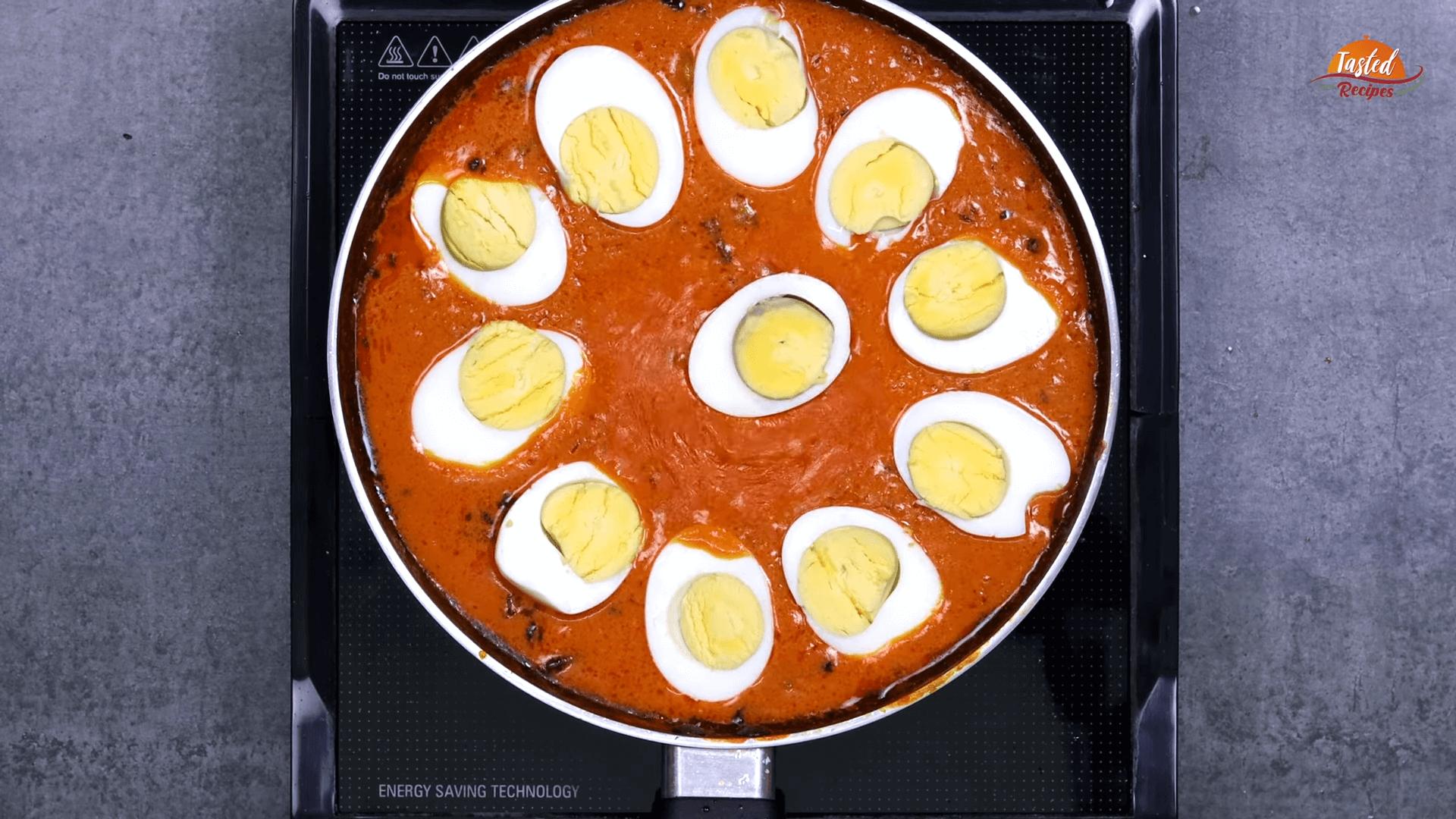 Egg Lababdar step-6