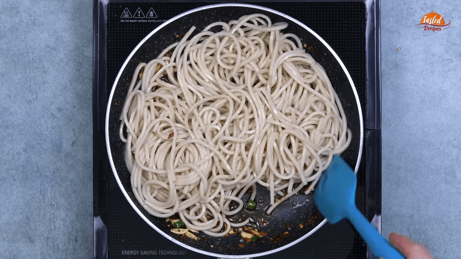 Easy Cheesy Noodles step-6