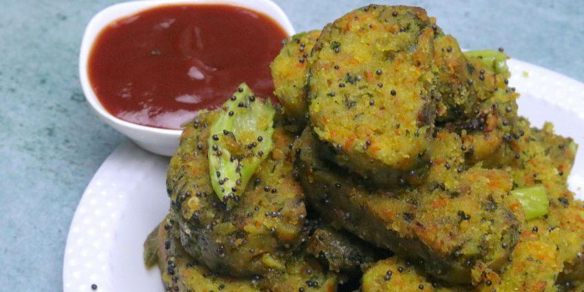 Mix Veg Muthiya