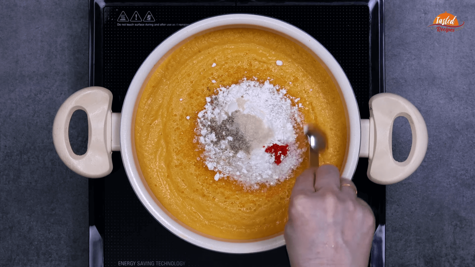 Carrot Pudding step-4
